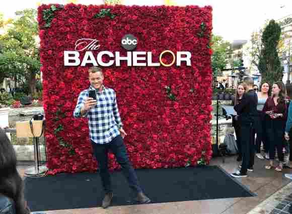 The Bachelor Colton Underwood