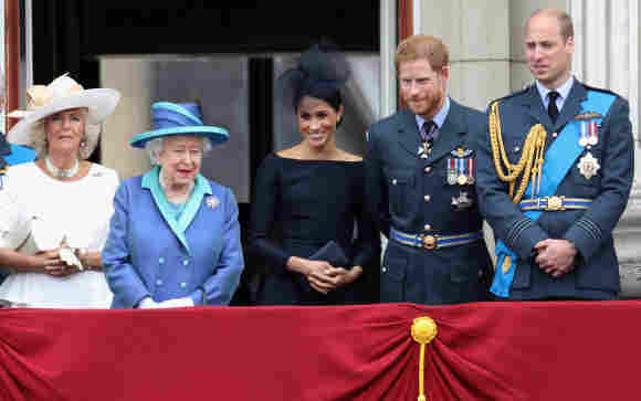 The British Royal Family's Weird Nicknames Have Been Revealed Harry Meghan Charles Queen Elizabeth list stories