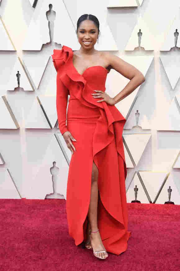 Celebrities Designers Won't Dress: Jennifer Hudson