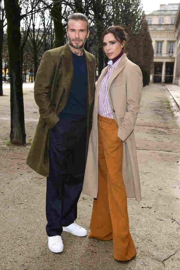 Celebs Married To Professional Soccer Players: Victoria Beckham