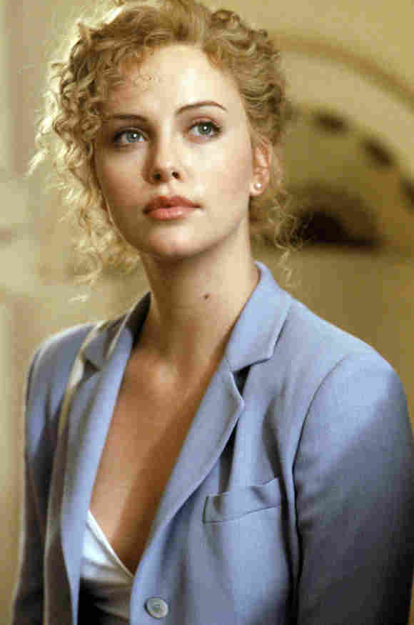 Charlize Theron 'The Devil's Advocate' 1997
