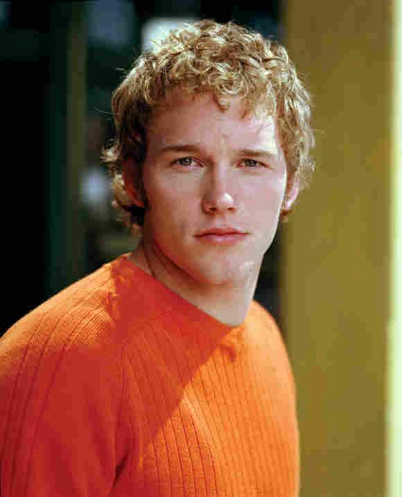 "Chris Pratt as ""Harold Brighton Abbott"" 'Everwood' 2002"