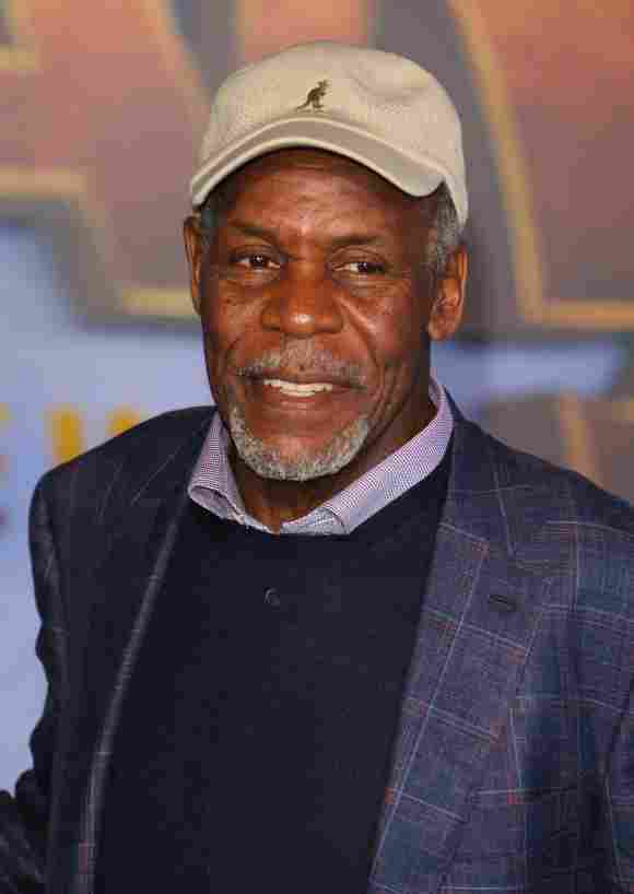 """Danny Glover arrives for the World Premiere of """"Jumanji: The Next Level"""" at the TCL Chinese theatre in Hollywood on December 9, 2019"""