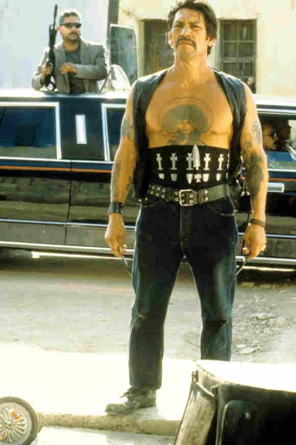 Danny Trejo in 'Desperado' (1995)
