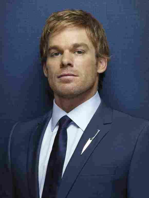 Michael C. Hall en la temporada 5 de 'Dexter'