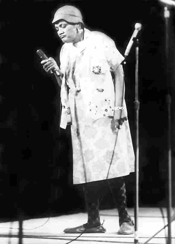Female Comedians-Moms Mabley