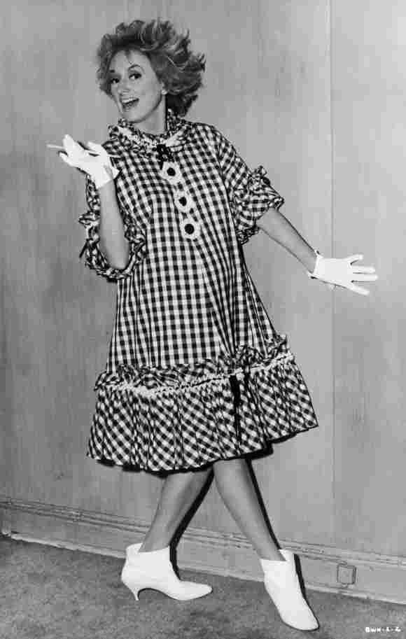Female Comedians-Phyllis Diller
