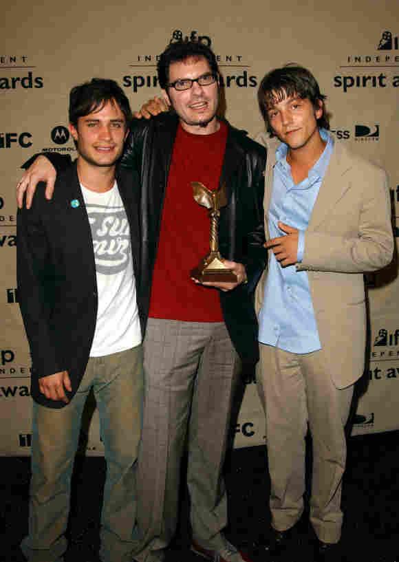 Gael García Bernal, Carlos Cuarón y Diego Luna