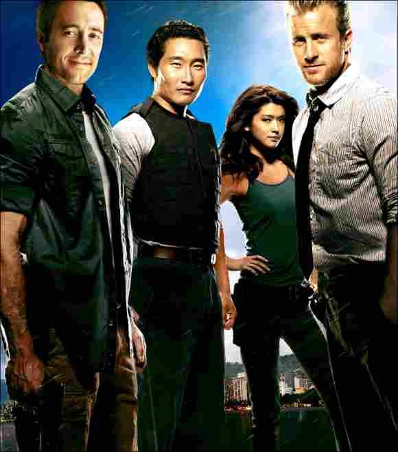 Elenco de 'Hawaii Five-0'