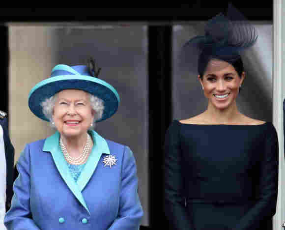 12 Interesting Facts About The Trivia History Of The Royal Family Asking Queen Harry Meghan