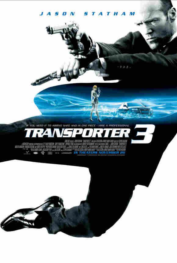 Jason Statham in the 'Transporter' film series