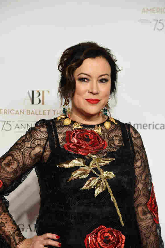 Jennifer Tilly attends the American Ballet 75th Anniversary Fall Gala