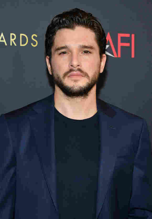Kit Harington attends the 20th Annual AFI Awards.