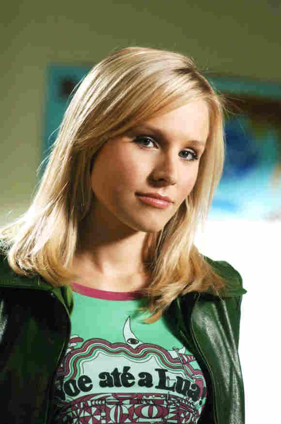 Kristen Bell 'Veronica Mars' Season 2 2005