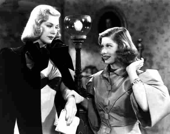 Ginger Rogers and Lucille Ball 'Stage Door' 1937