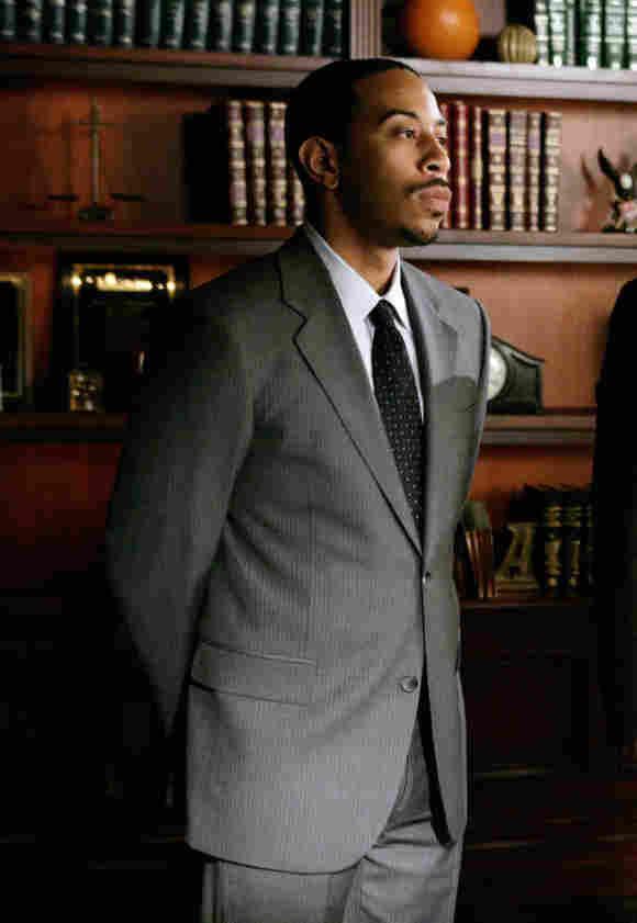 """Ludacris as """"Darius Parker"""" in Law & Order: SVU season 8 (2007). Best guest stars."""