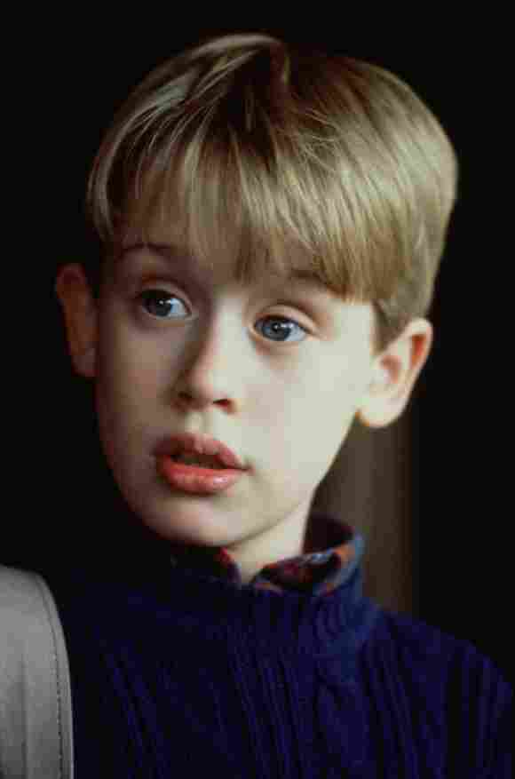 Macaulay Culkin en Home Alone 2: Lost in New York