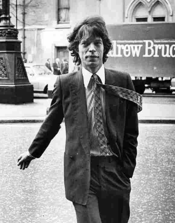 Mick Jagger en la BBC