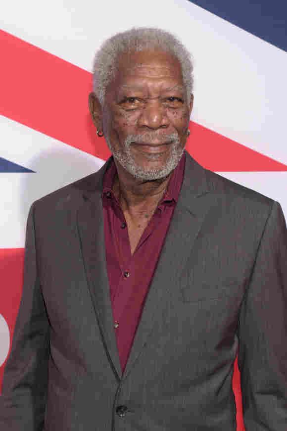 Los mejores roles de Morgan Freeman