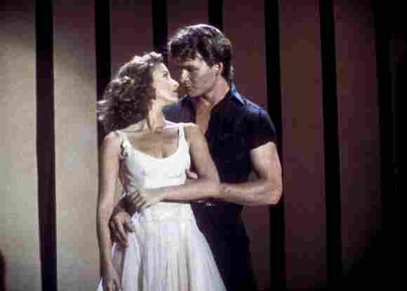 Most Beautiful 1980s Film Couples movies romcoms romance dramas dance Dirty Dancing Swayze Grey