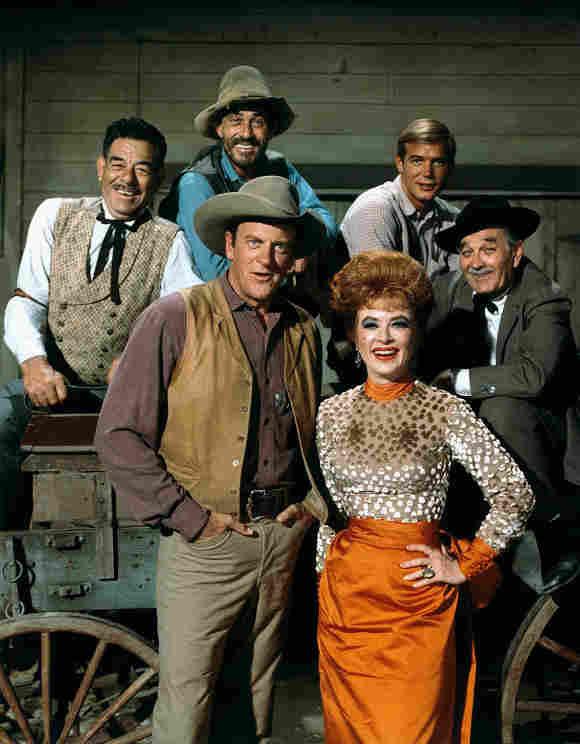 'Gunsmoke' cast 1966