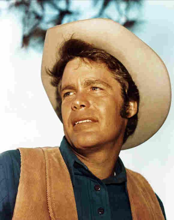 'The Virginian' Doug McClure 1962
