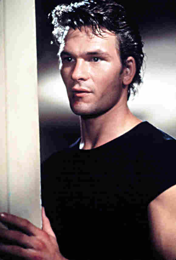 Patrick Swayze Career Movie TV shows The Outsiders (1983) film