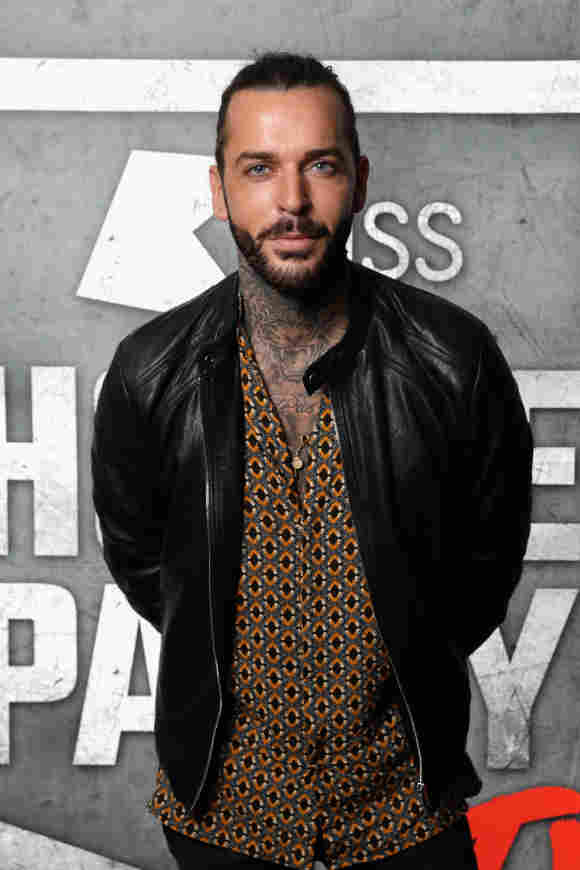 Pete Wicks attends the Kiss Haunted House Party.