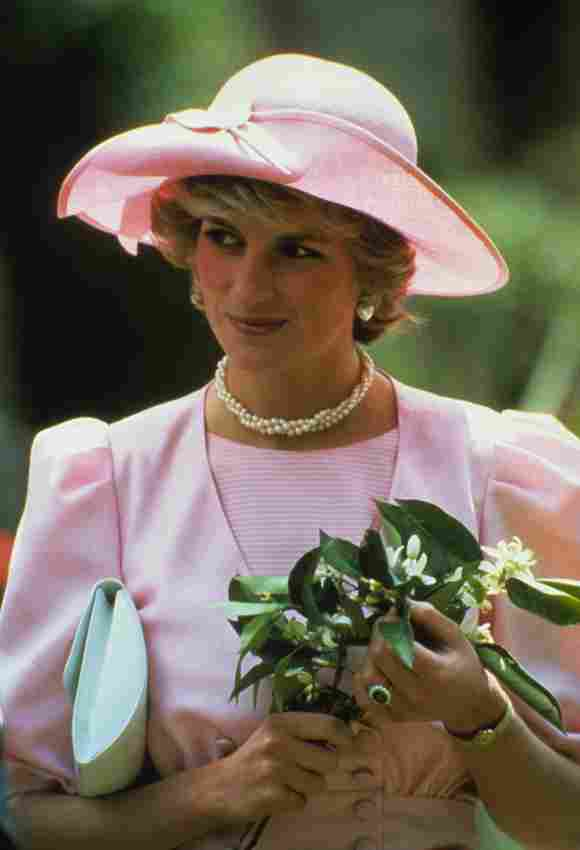 Princess Diana: Her Life In Pictures photos portraits Royal Family 2021