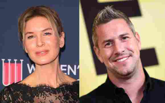 Renée Zellweger and Ant Anstead Step Out Together Amid Dating Rumours relationship pictures photos 2021 Christina breakup divorce