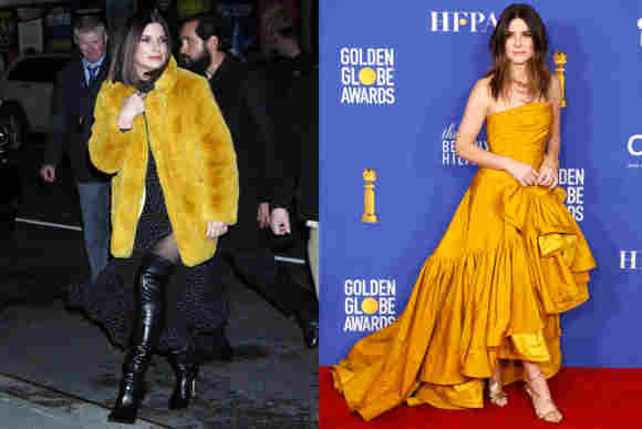 What Stars Wear On The Red Carpet Vs Everyday Life