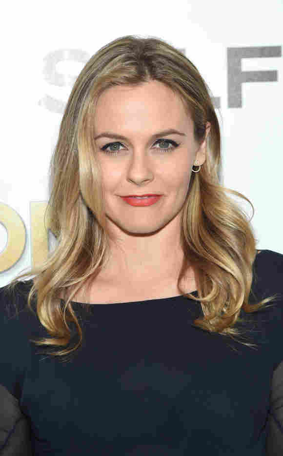 Alicia Silverstone at a screening of 'The Bronze' in 2016
