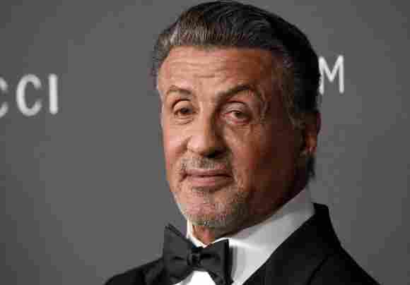 """Sylvester Stallone alias """"Rocky Balboa"""""""
