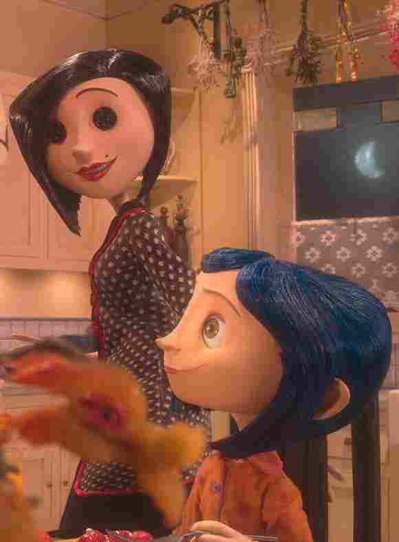 The Best Stop Motion Animation Movies Coraline 2009