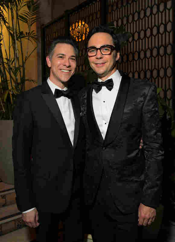 The Big Bang Theory Actors cast Partners in Real Life: Jim Parsons Sheldon husband Todd Spiewak