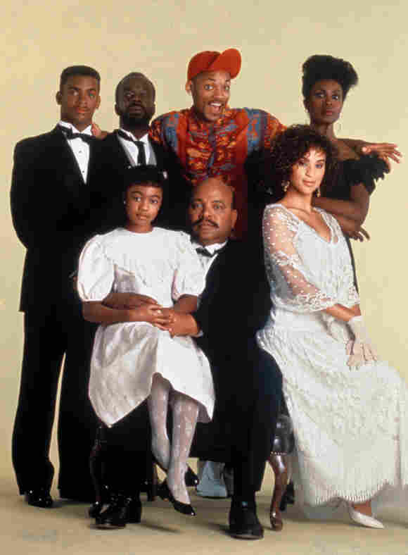 THE FRESH PRINCE OF BEL AIR, 1990-1996
