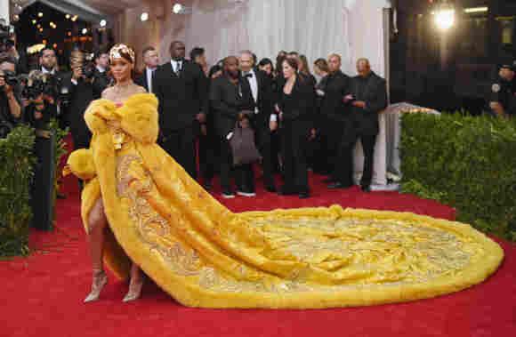 Rihanna in 2015