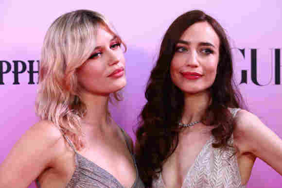 These Are The Beautiful Daughters Of Famous Rockstars musicians children descendants models actresses actors family Mick Jagger Georgia May Lizzie