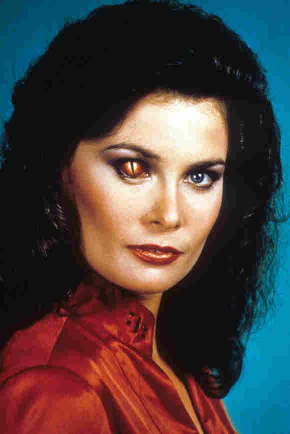 "V: Cast Of The Original Miniseries: ""Diana"" actress Jane Badler"