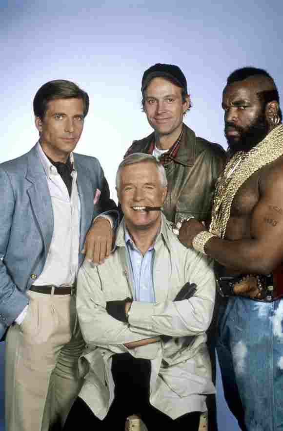 'The A-Team' Cast: Where Are They Now?