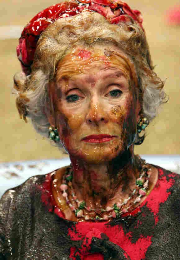 Cloris Leachman en una escena de la serie 'Malcolm in the Middle'