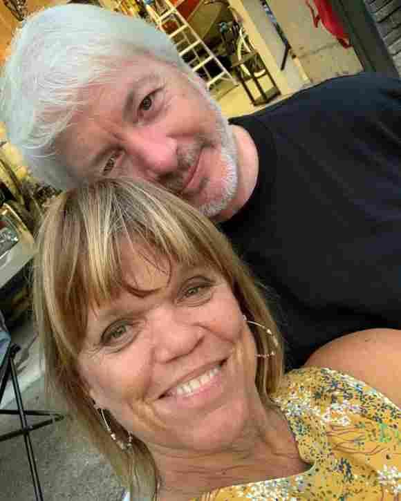 Amy Roloff y Chris Marek