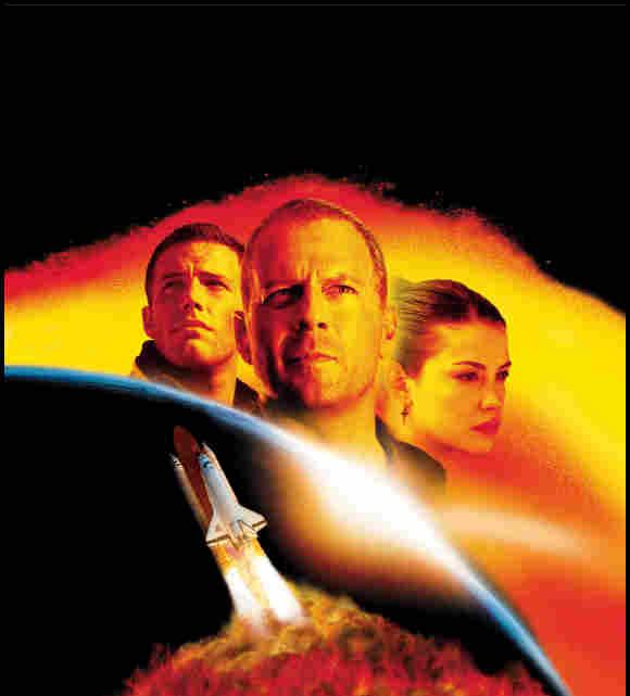 Póster de la película 'Armageddon'
