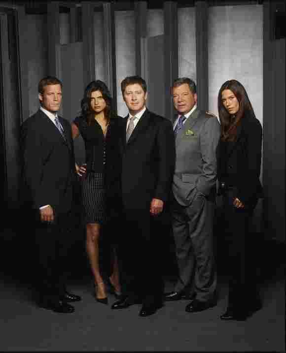 """The """"Boston Legal"""" Cast"""