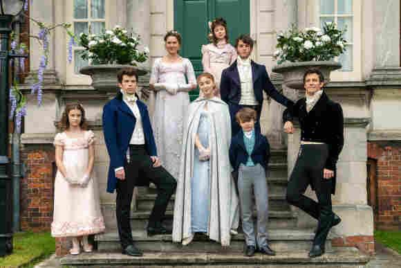 'Bridgerton': Meet The Cast Of The Scandalous Netflix Series