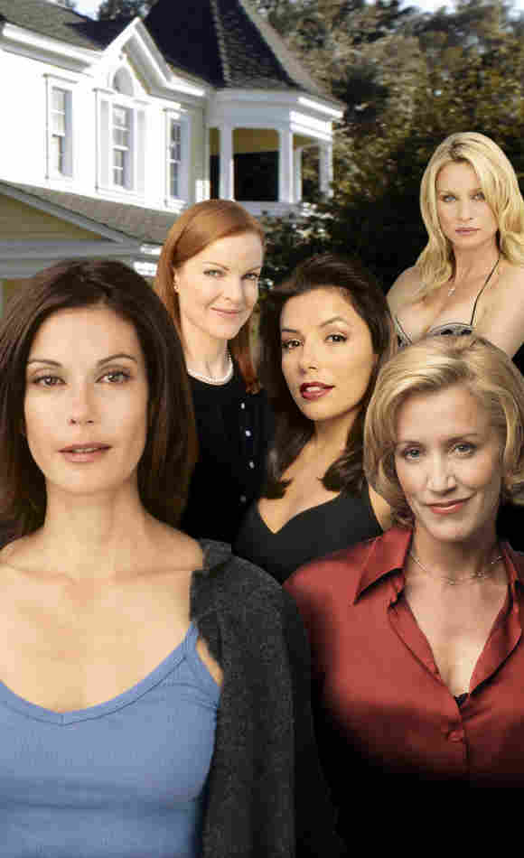 The 'Desperate Housewives' Cast