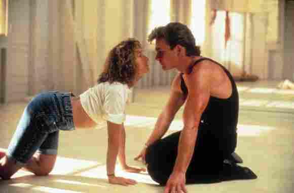 'Dirty Dancing': Jennifer Grey and Patrick Swayze