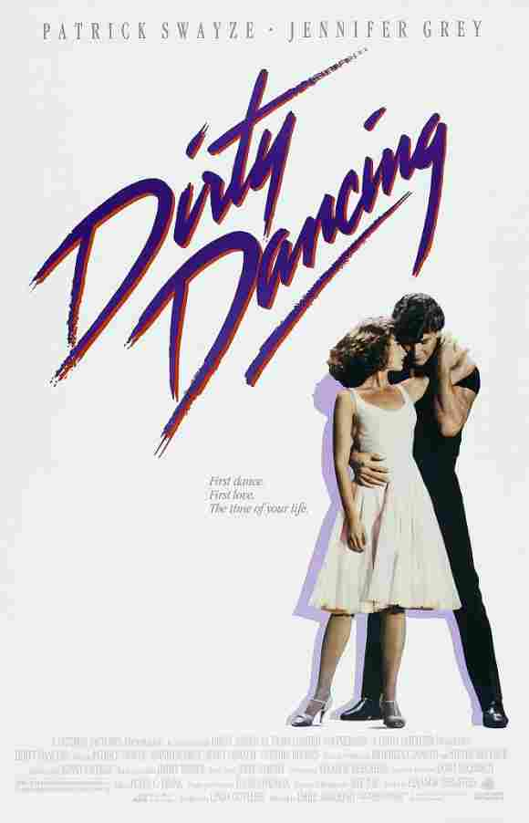 """""""Dirty Dancing"""" movie poster"""