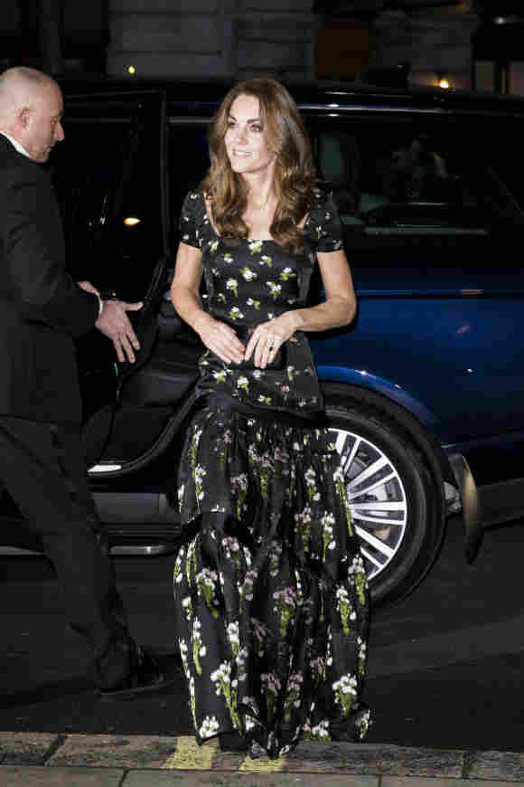 The Duchess of Cambridge attends the Portrait Gala at National Portrait Gallery on March 12, 2019 in London, England