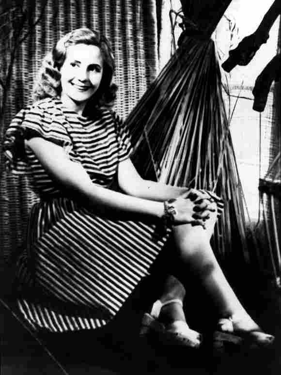 Retrato de Eva Perón